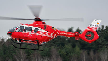 D-HCBX - Romanian Emergency Rescue Service Eurocopter EC135 (all models)