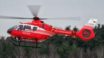 D-HCBX - Romanian Emergency Rescue Service Eurocopter EC135 (all models) aircraft
