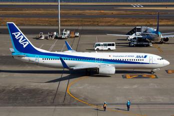 JA73AN - ANA - All Nippon Airways Boeing 737-800