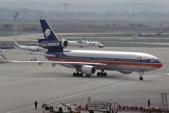 N8228P - Aeromexico McDonnell Douglas DC-10-30