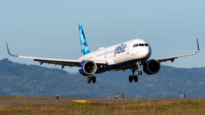 N2016J - JetBlue Airways Airbus A321 NEO