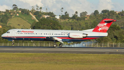 HP-1764PST - Air Panama Fokker 100