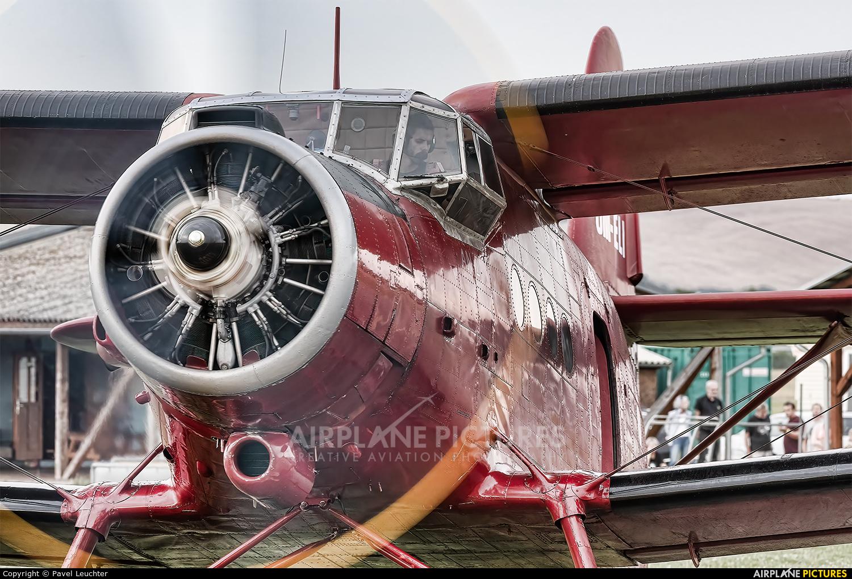 Private OM-ELI aircraft at Uherské Hradiště - Kunovice