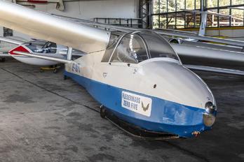 SP-3973 - Aeroklub Warszawski Schleicher Ka-6