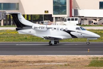 9H-FGV - Private Embraer EMB-500 Phenom 100