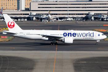 JA708J - JAL - Japan Airlines Boeing 777-200ER