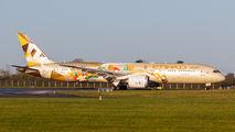 A6-BLT - Etihad Airways Boeing 787-9 Dreamliner aircraft
