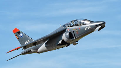 AT-06 - Belgium - Air Force Dassault - Dornier Alpha Jet 1B