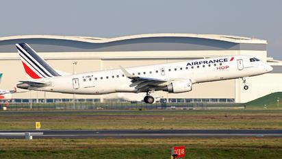 F-HBLP - Air France Embraer ERJ-190 (190-100)