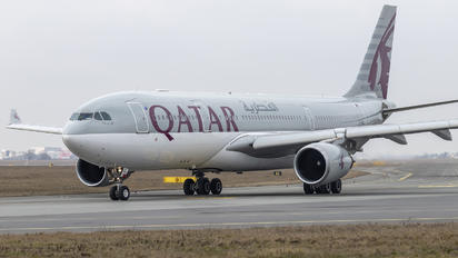 A7-ACL - Qatar Airways Airbus A330-200