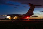 RF-76558 - Russia - Air Force Ilyushin Il-76 (all models) aircraft