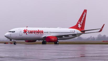 EI-GBI - Corendon Airlines Boeing 737-800