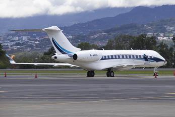 M-ARVA - Private Bombardier BD-700 Global 6000