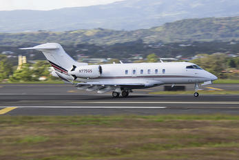 N775QS - Unknown Bombardier BD-100 Challenger 300 series