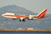 N700CK - Kalitta Air Boeing 747-400F, ERF aircraft