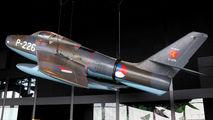 P-226 - Netherlands - Air Force Republic F-84F Thunderstreak aircraft