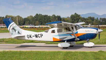 OK-MCP - Private Cessna 206 Stationair (all models)