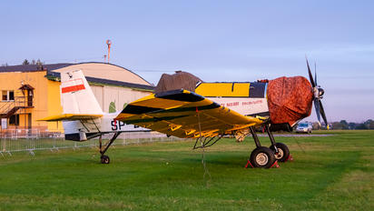 SP-ZWX - Private PZL M-18B Dromader
