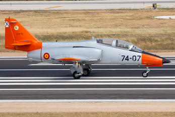 E.25-51 - Spain - Air Force Casa C-101EB Aviojet