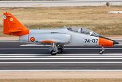 E.25-51 - Spain - Air Force Casa C-101EB Aviojet aircraft