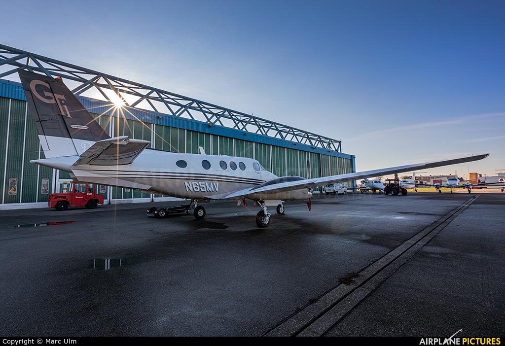 Private N65MV aircraft at Augsburg
