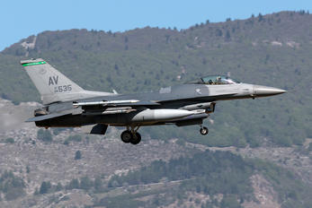 88-0535 - USA - Air Force General Dynamics F-16C Fighting Falcon
