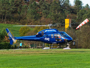 F-GTKA - Mont Blanc Helicopteres Eurocopter AS355 Ecureuil 2 / Squirrel 2