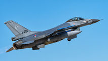 J-201 - Netherlands - Air Force General Dynamics F-16A Fighting Falcon aircraft