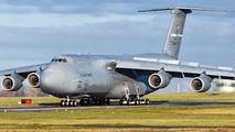 87-0028 - USA - Air Force Lockheed C-5M Super Galaxy aircraft