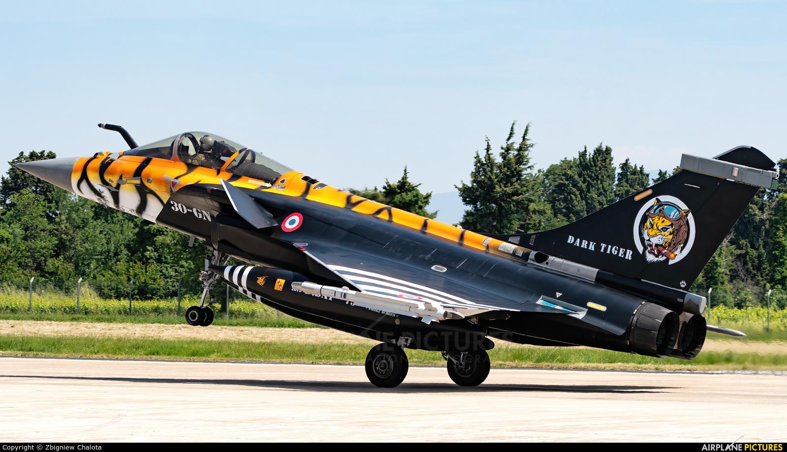 France - Air Force 30-GN aircraft at Orange - Caritat