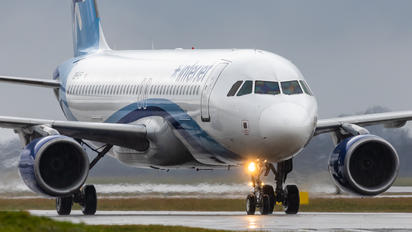 OE-ILF - Air Lease Corporation Airbus A320