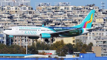 B-6268 - Urumqi Air Boeing 737-800
