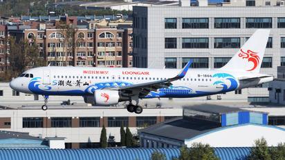 B-1866 - Loong Air Airbus A320