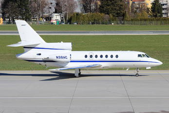 N98AC - Private Dassault Falcon 50EX