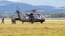 7641 - Slovakia -  Air Force Sikorsky UH-60M Black Hawk aircraft