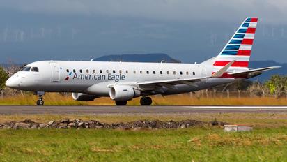 N437YX - American Eagle Embraer ERJ-175 (170-200)