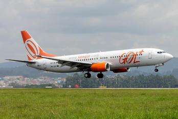 PR-GIU - GOL Transportes Aéreos  Boeing 737-800