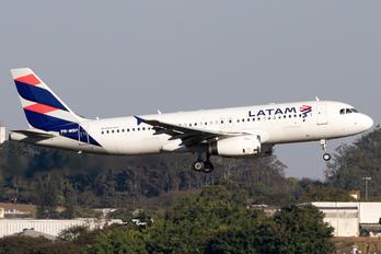 PR-MBF - LATAM Brasil Airbus A320