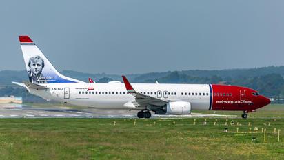 LN-NIJ - Norwegian Air International Boeing 737-800