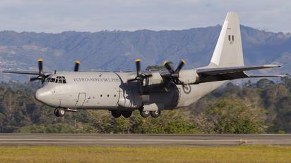 397 - Peru - Air Force Lockheed L-100 Hercules