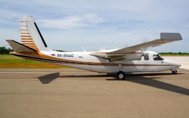 RA-2144G - Private Aero Commander 680V Turbo Commander