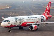 VT-JRT - AirAsia (India) Airbus A320 aircraft