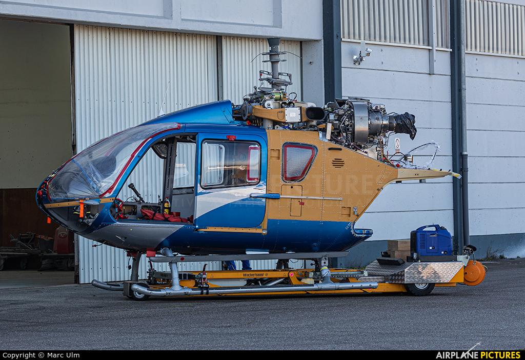 Eurocopter - aircraft at Augsburg