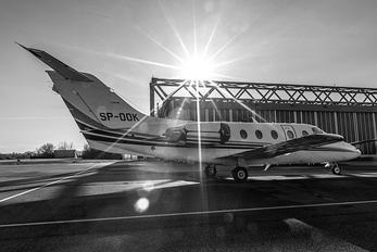 SP-OOK - Private Beechcraft 400A Beechjet