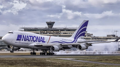 N702CA - National Airlines Boeing 747-400BCF, SF, BDSF