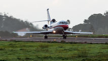 Spanish Air Force Falcon 900 brought first doses of COVID-19 vaccines to Tenerife title=