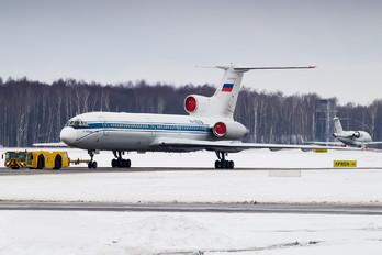 RA-85019 - Russia - Federal Border Guard Service Tupolev Tu-154M