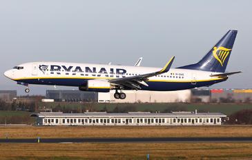 EI-DAS - Ryanair Boeing 737-800