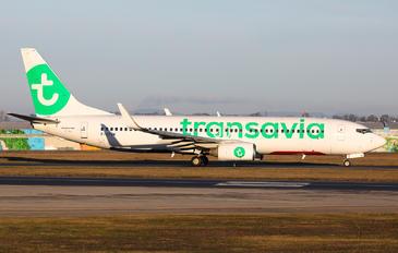F-HTVM - Transavia Boeing 737-800