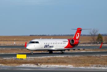 VQ-BOQ - UVT-Aero Bombardier CRJ-200ER